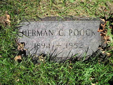 POOCK, HERMAN C - Bremer County, Iowa | HERMAN C POOCK