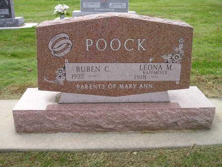 POOCK, LEONA M - Bremer County, Iowa | LEONA M POOCK
