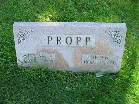 PROPP, HELEN - Bremer County, Iowa | HELEN PROPP