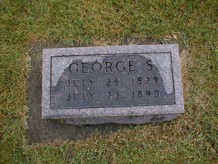 PROTTENGEIER, GEORGE S - Bremer County, Iowa | GEORGE S PROTTENGEIER