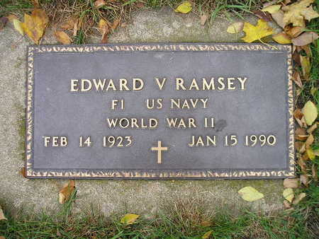 RAMSEY, EDWARD V - Bremer County, Iowa | EDWARD V RAMSEY