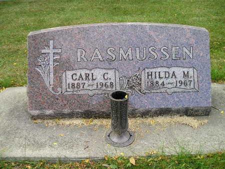 RASMUSSEN, HILDA M - Bremer County, Iowa | HILDA M RASMUSSEN