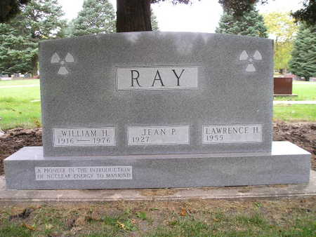 RAY, WILLIAM H - Bremer County, Iowa | WILLIAM H RAY