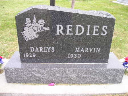 REDIES, DARLYS - Bremer County, Iowa | DARLYS REDIES