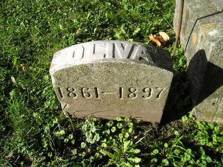 REDINGTON, OLIVA - Bremer County, Iowa | OLIVA REDINGTON