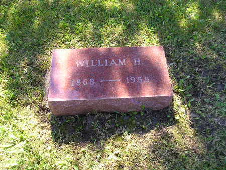 REDINGTON, WILLIAM H - Bremer County, Iowa | WILLIAM H REDINGTON