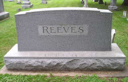 REEVES, KATHERINE - Bremer County, Iowa | KATHERINE REEVES