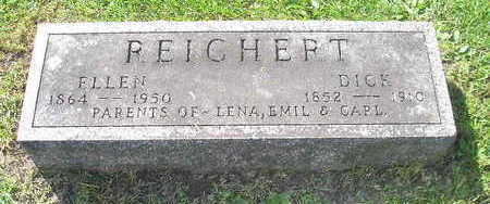 REICHERT, ELLEN - Bremer County, Iowa | ELLEN REICHERT