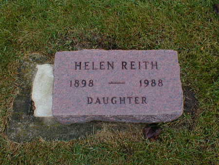REITH, HELEN - Bremer County, Iowa | HELEN REITH