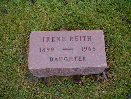 REITH, IRENE - Bremer County, Iowa | IRENE REITH