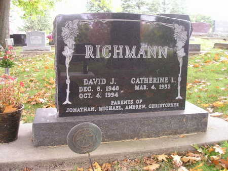 RICHMANN, DAVID J - Bremer County, Iowa | DAVID J RICHMANN