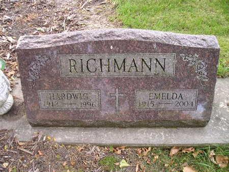RICHMANN, EMELDA - Bremer County, Iowa | EMELDA RICHMANN