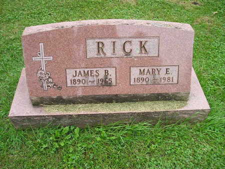 RICK, MARY E - Bremer County, Iowa | MARY E RICK