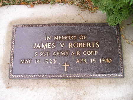 ROBERTS, JAMES V - Bremer County, Iowa | JAMES V ROBERTS