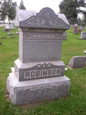 ROBINSON, MOSES - Bremer County, Iowa | MOSES ROBINSON