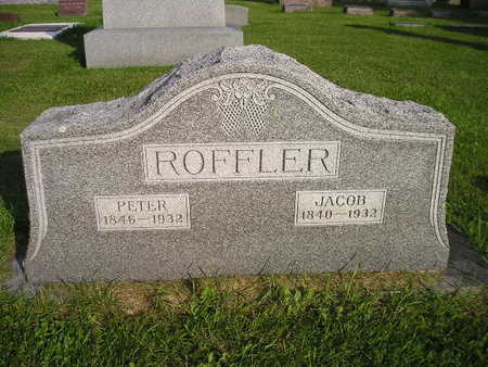 ROFFLER, JACOB - Bremer County, Iowa | JACOB ROFFLER