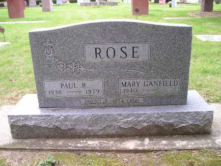 CANFIELD ROSE, MARY - Bremer County, Iowa | MARY CANFIELD ROSE