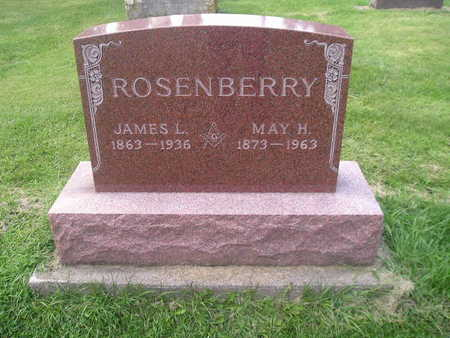ROSENBERRY, JAMES - Bremer County, Iowa | JAMES ROSENBERRY