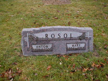 ROSOL, MARY - Bremer County, Iowa | MARY ROSOL