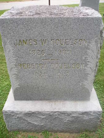 ROUELSON, JAMES W. - Bremer County, Iowa | JAMES W. ROUELSON