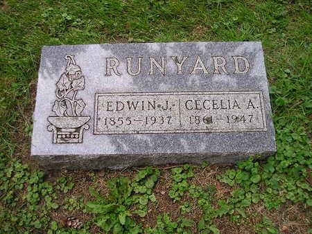 RUNYARD, CECELIA A - Bremer County, Iowa | CECELIA A RUNYARD