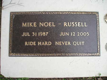 NOEL RUSSELL, MIKE - Bremer County, Iowa | MIKE NOEL RUSSELL
