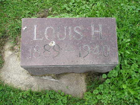 RUST, LOUIS H - Bremer County, Iowa | LOUIS H RUST