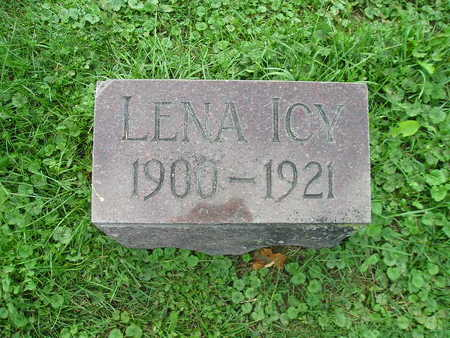 RUST, LENA ICY - Bremer County, Iowa | LENA ICY RUST