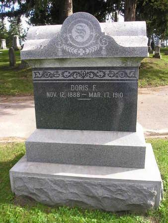 SANDER, DORIS F. - Bremer County, Iowa | DORIS F. SANDER