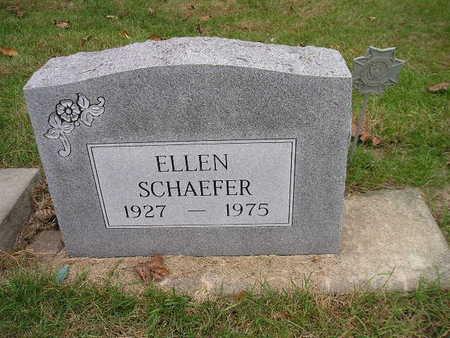 SCHAEFER, ELLEN - Bremer County, Iowa | ELLEN SCHAEFER