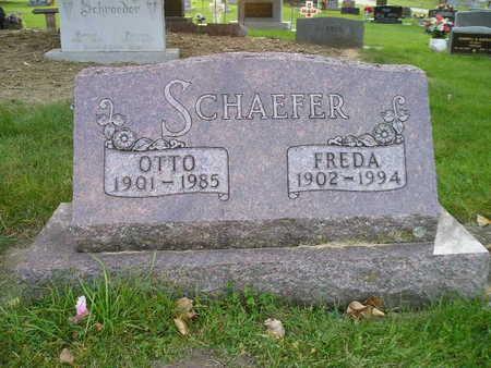 SCHAEFER, FREDA - Bremer County, Iowa | FREDA SCHAEFER