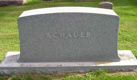 SCHAUER, JOHN C - Bremer County, Iowa | JOHN C SCHAUER