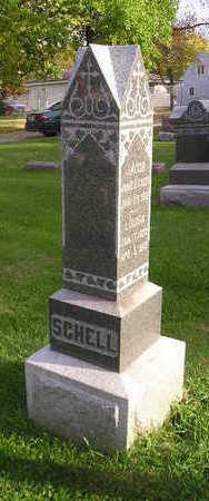 SCHELL, JACOB - Bremer County, Iowa | JACOB SCHELL