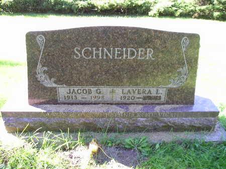 SCHNEIDER, JACOB G - Bremer County, Iowa | JACOB G SCHNEIDER