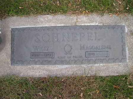 SCHNEPEL, WILLY - Bremer County, Iowa | WILLY SCHNEPEL