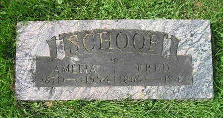 SCHOOF, FRED - Bremer County, Iowa | FRED SCHOOF