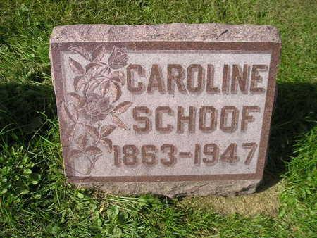 SCHOOF, CAROLINE - Bremer County, Iowa | CAROLINE SCHOOF