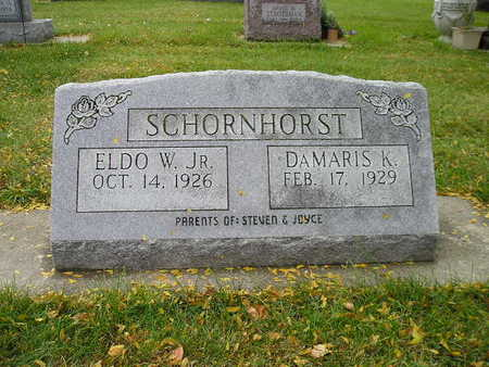 SCHORNHORST, DAMARIS K - Bremer County, Iowa | DAMARIS K SCHORNHORST
