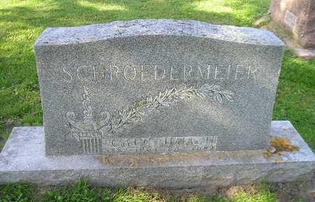 SCHROEDERMEIER, HULDA H - Bremer County, Iowa | HULDA H SCHROEDERMEIER