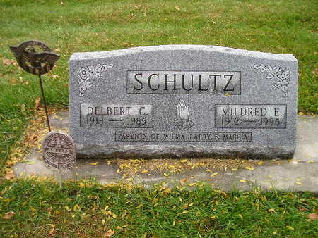 SCHULTZ, MILDRED E - Bremer County, Iowa | MILDRED E SCHULTZ