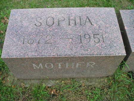 SCHULTZ, SOPHIA - Bremer County, Iowa | SOPHIA SCHULTZ