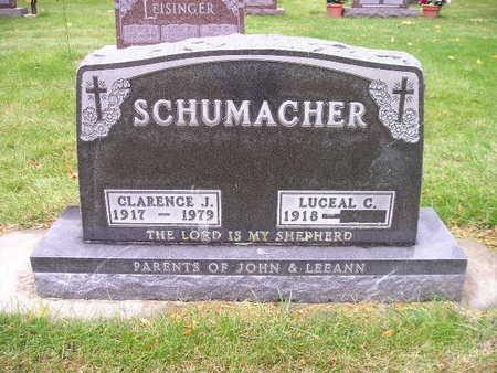 SCHUMACHER, LUCEAL C - Bremer County, Iowa | LUCEAL C SCHUMACHER