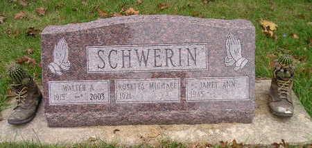 SCHWERIN, JANET ANN - Bremer County, Iowa | JANET ANN SCHWERIN