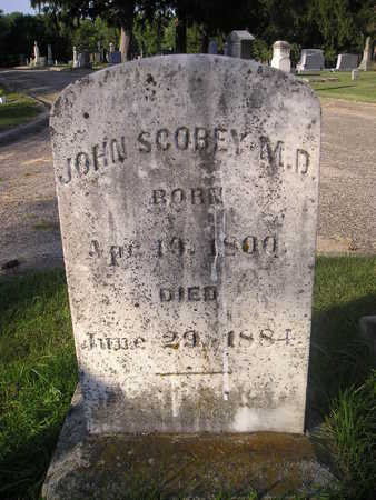 SCOBEY MD, JOHN - Bremer County, Iowa | JOHN SCOBEY MD