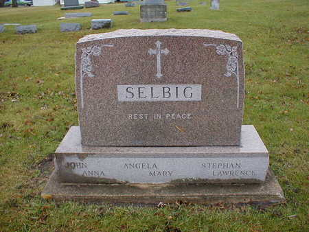 SELBIG, JACOB - Bremer County, Iowa | JACOB SELBIG