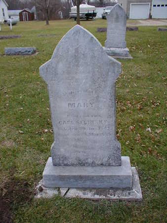 SELINSKY, MARY - Bremer County, Iowa | MARY SELINSKY