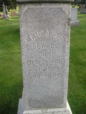 SEWELL, MARGARET L - Bremer County, Iowa | MARGARET L SEWELL