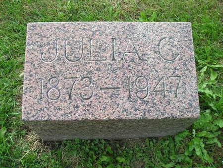 SHAFER, JULIA C - Bremer County, Iowa | JULIA C SHAFER