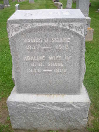 SHANE, JAMES J. - Bremer County, Iowa | JAMES J. SHANE