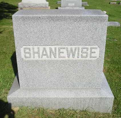 SHANEWISE, WILLIAM - Bremer County, Iowa | WILLIAM SHANEWISE